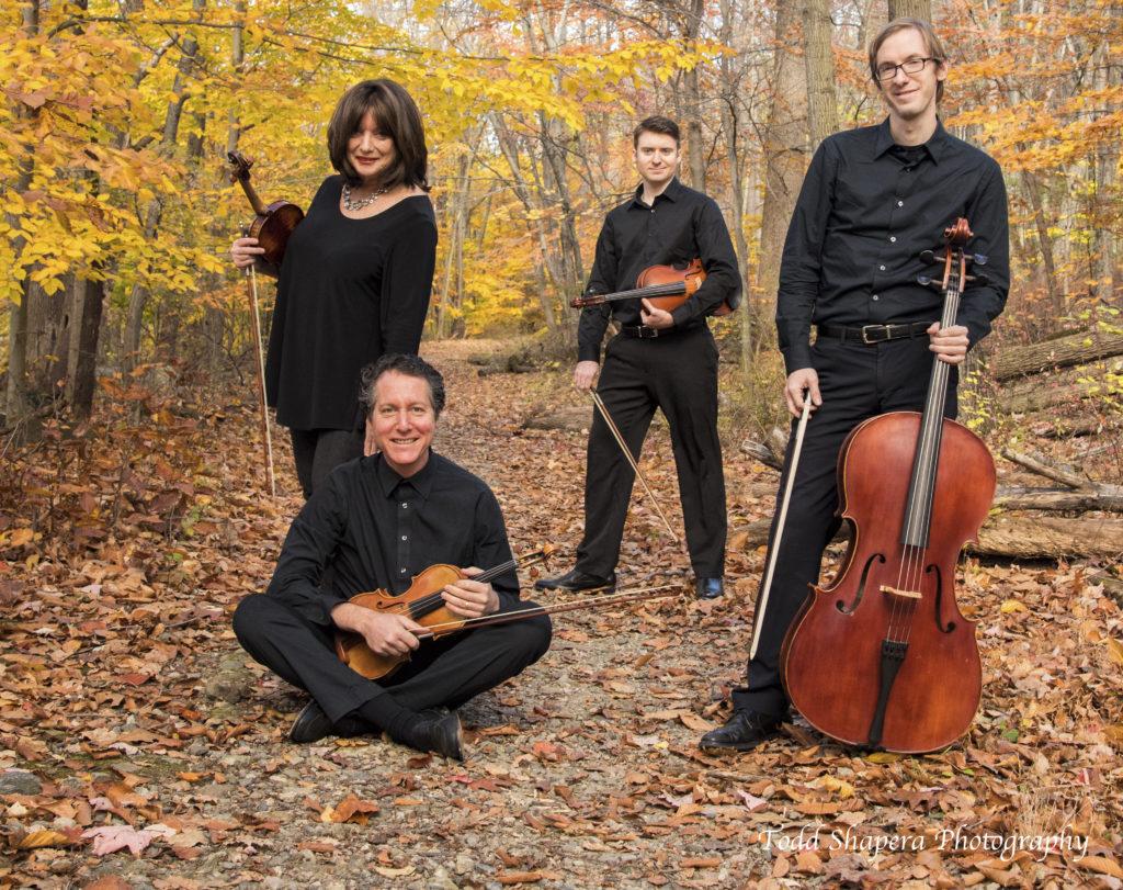 String Quartet for Events